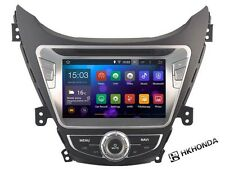 Andorid 4.4 Car DVD Player Radio GPS Navi 3G For Hyundai Elantra 2010 - 2013