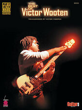 Learn to play Best Victor Wooten Bass Guitar Music Book