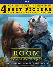 ROOM - NEW DVD
