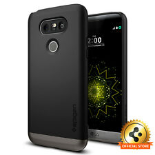 [Spigen Factory Outlet] LG G5 Case [Style Armor] Black