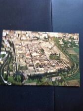 Postcard Unused Ercolano Scavi Aerial View M1400
