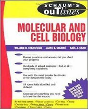 Schaum's Outline Ser.: Molecular and Cell Biology by Raul J. Cano, Jaime S....