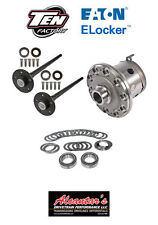 SUPER 35 AXLE & EATON ELOCKER KIT '91-'06 JEEP YJ, TJ, XJ & ZJ W/ DANA 35 REAR