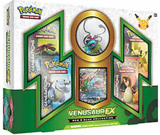 Venusaur EX Red and Blue Booster Box POKEMON TCG Generations 20th Anniversary