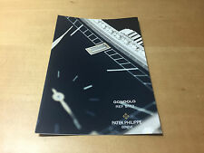Booklet PATEK PHILIPPE New Model 2005 - Gondolo Ref. 5112 - All Languages