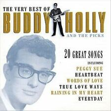The Very Best of Buddy Holly & The Picks - original 1999 CD release