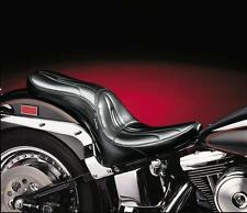 Le Pera 2-Up Full Length Stitched Sorrento Seat for 84-99 Harley Softails LN-900