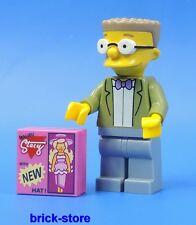 LEGO I SIMPSONS SERIE 2 (71009) FIGURA (Nr. 15) SMITHERS