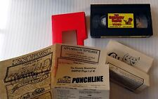 The Comedy Barn Video ~ Rare VHS Movie Tape ~ Pigeon Forge TN Tennessee Funny