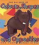 The Big Book of Colors, Shapes, and Opposites (Double Delight)