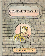 CONRAD'S CASTLE by Ben Shecter Very Good RARE Softcover 1967