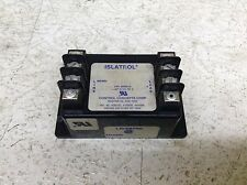 Islatrol I-101 The Active Tracking Filter 120 VAC 1 Amp I101
