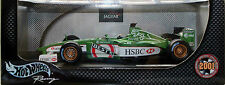 Hotwheels racing 1:18 jaguar racing R2 eddie irvine 2001 launch edition 50173