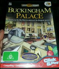 Buckingham Palace (Hidden Object) - PC GAME - FREE POST