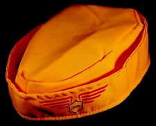 VEUVE CLICQUOT AIR HOSTESS CAP  AVIATOR SERIES  EVENTS NEW HEN PARTY FANCY DRESS