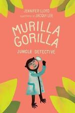 Murilla Gorilla, Jungle Detective-ExLibrary
