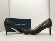 Cole Haan Bethany Pump 65 Black Leather Women's Heels Pumps Size US 6 N