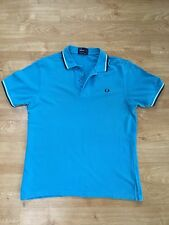 Men's Fred Perry Polo Shirt (Large)