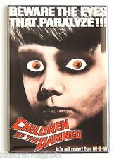 Children of the Damned FRIDGE MAGNET (2.5 x 3.5 inches) movie poster horror