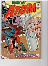 Showcase Presents #36 featuring THE ATOM! Grade 7.0