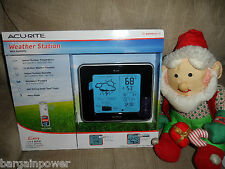 ACURITE PROFESSIONAL DIGITAL WIRELESS WEATHER FORCASTER STATION 13230PDQ NEW