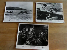 Lobby Cards Set FROSCHMÄNNER Richard Widmark Dana Andrews The Frogmen