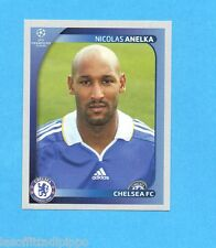 PANINI-CHAMPIONS 2008/2009-Fig.245- ANELKA - CHELSEA -NEW BLACK
