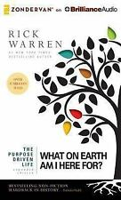 The Purpose Driven Life: What on Earth Am I Here For? by Rick Warren (2013,...