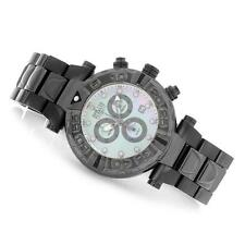 INVICTA RESERVE SUBAQUA NOMA I LIMITED EDITION GUNMETAL BRACELET WATCH 17686