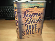 Jane Smiley - Some Luck *Signed Limited Numbered 1st Last Hundred Years trilogy