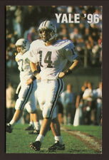 1996 Yale Bulldogs Football Schedule--Starter