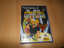 Johnny Bravo Date-O-Rama! - Sony PS2 Game - NEW AND SEALED - FREE UK POSTAGE