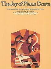 The Joy of Piano Duets (Music) (Joy Books (Music Sales)) by Agay, Denes
