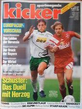 KICKER 88- 1./2.11. 1993 Schuster HSV-Köln 2:4 Bayern-Lautern 4:0 Katarina Witt