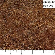 Stonehenge Gradations Iron Ore Colorway 39301-37 Cotton Quilt fabric BTY Brown