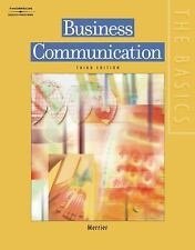Business Communication by Patricia Merrier (2005, Paperback, Revised)