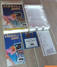 ~ PINBALL MAGIC ~ Commodore Amiga / Originalkarton ~ original boxed ~ english