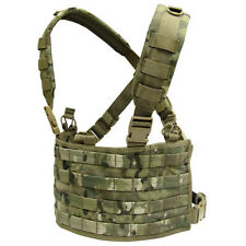 CONDOR MOLLE Tactical Nylon OPS Chest Rig  mcr4 - Genuine Crye Multicam Camo