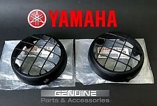 New Headlight Head Light Covers Guard  OEM Yamaha Banshee Warrior Wolverine 350
