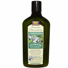 Volumising Rosemary Conditioner - 312g by Avalon Organics - 70% Organic Content