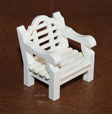 Playmobil époque victorienne chaise jaunie terrasse nostalgie 5323 5326 ref dd