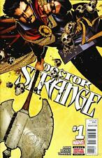 Doctor Strange #1 1st Print All New All Different Marvel 2015
