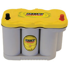 OPTIMA YELLOW TOP D27F HIGH PERFORMANCE DEEP CYCLE / STARTING BATTERY, PATROL