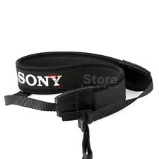 Skidproof Elastic Neoprene Neck Strap for SONY alpha L033-A3