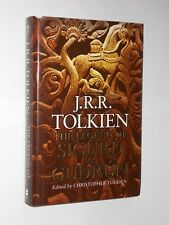 J.R.R.Tolkien The Legend Of Sigurd & Gudrun. Christopher Tolkien Edited HB/DJ.