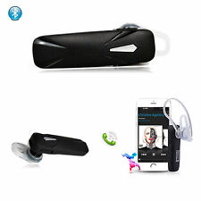 Bluetooth Headset Stereo Earbuds Headphone for iOS Android Cell Phone PC Laptop