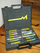 RARE VINTAGE MAVIC CROSS-SECTION RIM DEALER SAMPLE KIT, EXCELLENT CONDITION.