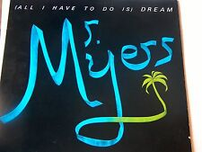MR. MYERS-MR. MYERS 2 RARE PRIVATE PRESS REGGAE33 12IN EP ALL I HAVE TO IS DREAM