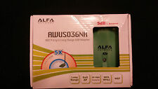 Alfa AWUS036NH 802.11n 2000mW WIRELESS-N USB adapter 2watt POWER - FREE SHIPPING