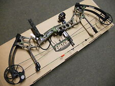 New Bear Archery MARSHAL 70# RH Bow Package  Camo/Black